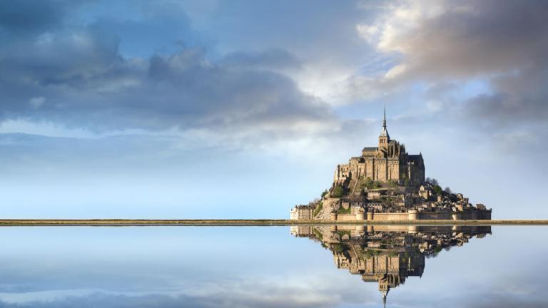 Mont Saint-Michel Normandie