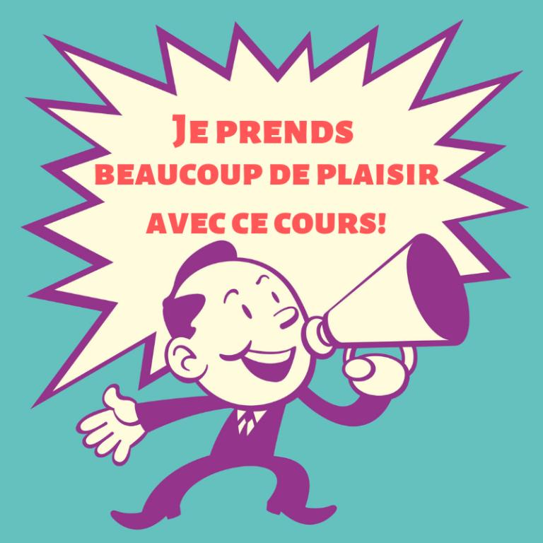 Classé BEST-SELLER, mon cours de français pour la préparation à l'examen en ligne DELF A1 pour bien commencer l'année 2019!